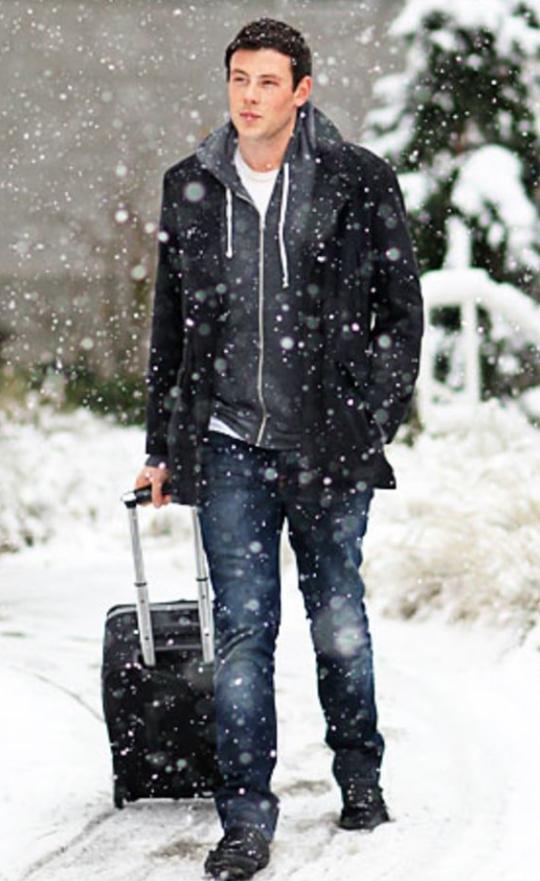 pakaian berlibur musim dingin