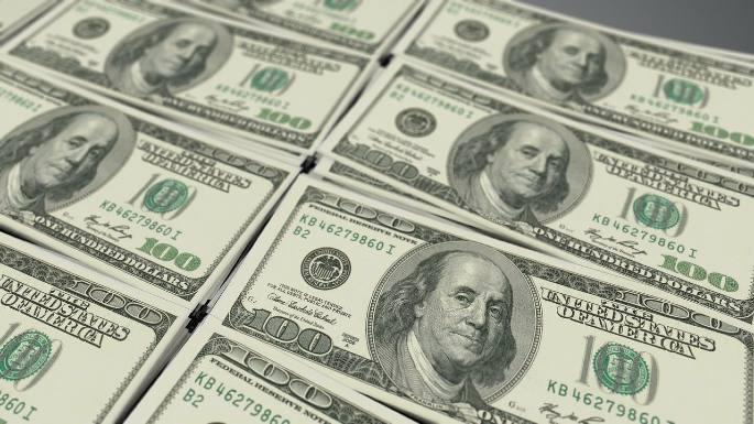 mata uang asing dolar Amerika